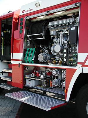 Locale pompe antincendio uni 11292